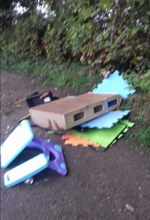 Fly Tipping Pic 1